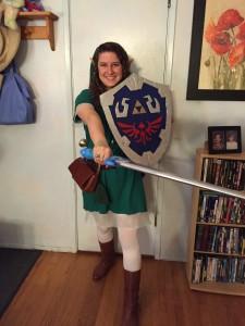 Shira as Link
