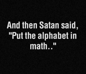 Satanmath
